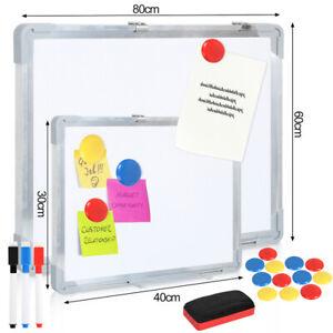 Whiteboard Weißwandtafel Magnettafel für Büro und Home lackiert Wandtafel Tafel