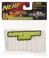 New NERF N-Strike 16 GLOW In The Dark DARTS Official