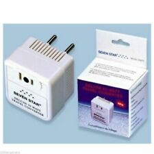 4X$29.89 50 Watts Deluxe Voltage Converter 220 Volt down to 110V Travel Adapter