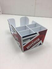 """Beefeater Gin Publicidad"""" GB """" Tema Plástico BAR Caddy Barra Equipo"""