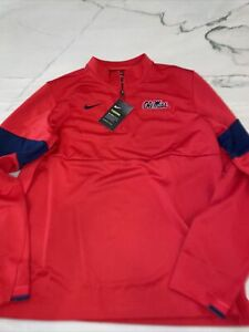 Ole Miss Nike Therma pullover. XXL