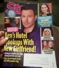 Star Magazine - July 24, 2017 - Busted. Ben's Hotel Hookups