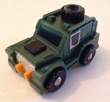 Vintage Transformers: G1 Green Brawn Jeep-Minibot-NM & Complete