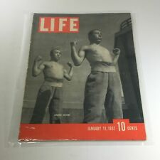Vintage Life Magazine: January 11 1937 - Japanese Soldiers