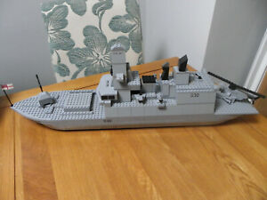 Cobi Royal Navy Battleship - Please Read Description