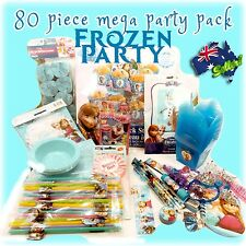 Frozen Birthday Pack / Party Kit / Supplies Invitations Game Elsa Anna Olaf