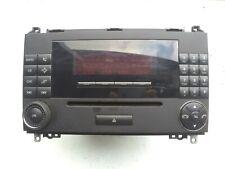 RADIO CD MERCEDES W169 A-Class A1698207589