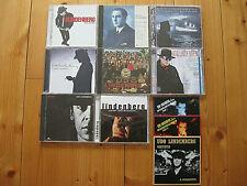 Udo Lindenberg - 12 CDs- Intensivstationen, 30 Jahre, Airport, Gustav -Sammlung