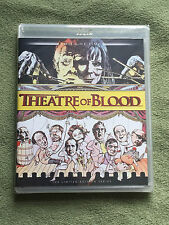 Free*Postage New Theatre Of Blood Blu Ray Vincent Price Diana Rigg Michael Lewis