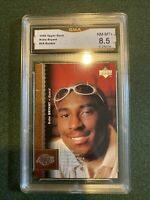 1996 Upper Deck #58 Kobe Bryant Rookie Card RC GMA 8.5 Lakers Psa Bgs Sgc Iconic