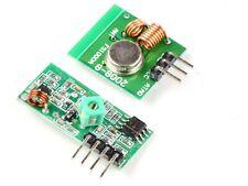 315 Mhz Wireless Data Modem Transmitter And Receiver Kit For Arduino Etc