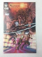 Soulfire Michael Turner's #2 November 2004 Comic Book Aspen Comics