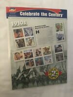 Scott # 3183-Celebrate the Century - 1910s- Sheet of (15) 32 Cent Stamps Sealed