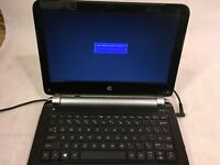 "HP 215 G1 11.6"" LAPTOP  AMD Dual Core A4-1250 APU BIOS LOCKED READ-RR"