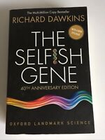The Selfish Gene: 40th Anniversary Edition (Oxford Landmark Science) - VERY GOOD