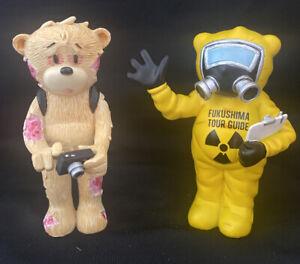 Bad Taste Bears Bunsen and Beaker - Unboxed