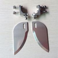 Adjustable Aluminum Big Turn Fins 98mm  For 26-30cc Rc Boat Gas