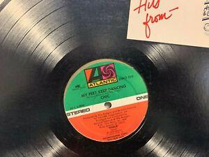 "CHIC MY FEET KEEP DANCING 1979 12"" DSKO-220 DJ PROMO"
