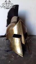 Mittelalterliche Rüstung KÖNIG LEONIDAS~GRIECHISCHER SPARTAN 300 Römischer Helm