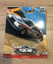 HOT WHEELS Real Rider Hill Climbers Lancia 037