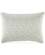 New $135 Hotel Collection Gilded Geo Embroidered Standard Sham pillow sham #24