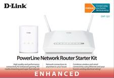 D-Link PowerLine AV Network Router Starter Kit Enhanced DHP-1321