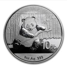 Silver coin 10Yuan Panda Chinois 2014 1oz (BU)