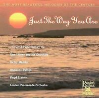 Most Beautiful Melodies of the Century: Just the Way by Various Artists (CD,...