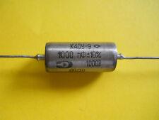 Guitar & Bass Tone Russian Capacitor 1000pF @ 1000V K40Y-9