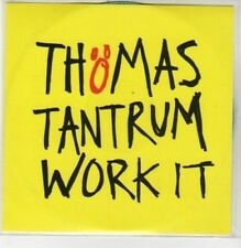 (DC127) Thomas Tantrum, Work It - 2008 DJ CD
