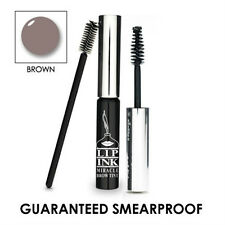 LIP INK® Organic 100% Smearproof Miracle Brow Tint - BROWN