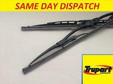AUDI A8 MK1 FACELIFT (INC S8) 99-01 FRONT SCREEN WIPER BLADE X2 PAIR SET
