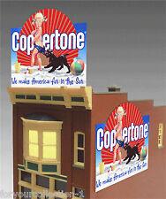 Miller's Coppertone Super Animated Neon Sign 1061