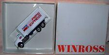 1994 Pepsi Express  Diecast Delivery 10 Wheel Straight Van Truck