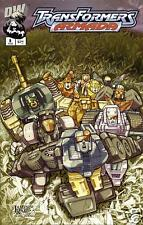 Transformers: Armada #8 Comic Book - DreamWave