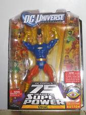 CLASSIQUES DE DC Universe de vagues 15 OMAC Figurine Mattel