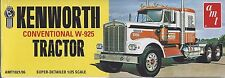 "AMT 1021 Kenworth W-925, ""Watkins"" kit.  1/25th scale."