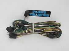 Universal Boat Motorcycle Trailer Light Wiring Wire Harness