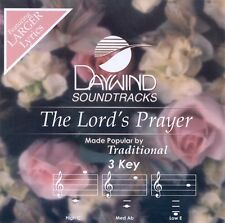 Traditional - The Lord's Prayer - - Accompaniment CD New