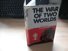 Poul Anderson The War Of Two Worlds 1970 UK 1st Dobson HB/DJ scarce Earth & Mars