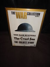 The War Collection Volume 1 (DVD, 2006, Box Set)