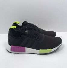 """Adidas NMD R1 """"Shock Purple"""" Athletic Shoes Mens Size 9.5 New In Box $110"""