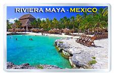 RIVIERA MAYA MEXICO MOD2 FRIDGE MAGNET SOUVENIR IMAN NEVERA