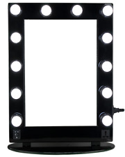 Hollywood Vanity Mirror with adjustable LED lights by Hiker