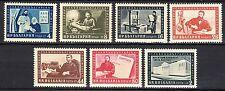Bulgaria - 1955 1100 years Cyrillic alphabet - Mi. 950-56 MNH