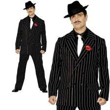 Smiffys - Costume da Gangster Uomo Taglia L