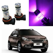 100W 2X LED Bulbs Fog Light  For Buick Encore 2013-2018 Purple High Power H11