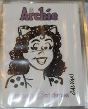 5finity Archie Comics March of Dimes Sketch Card by Galvan Josie & the Pussycats