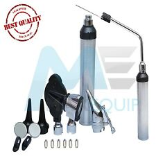 ENT Oftalmoscopio Otoscopio médica Laringe Nasal de diagnóstico Set 6 Bulbos adicionales CE