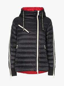 Moncler Stockholm quilted  down jacket black new size 1 S